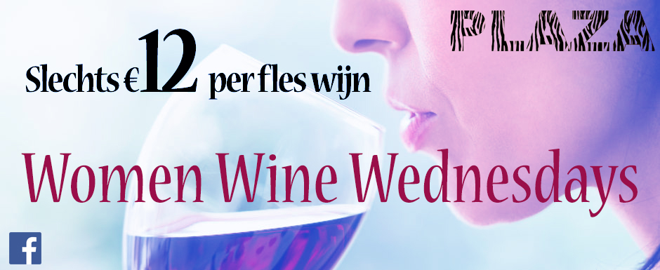 Women Wine Wednesdays