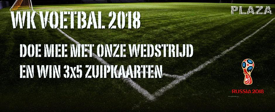 WK VOETBAL 2018 WEDSTRIJD