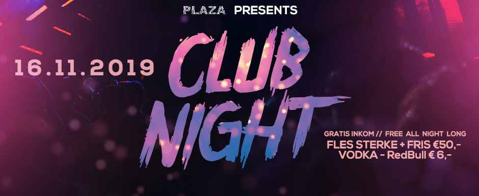 ClubNight !!!